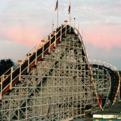 Roller Coaster Evening